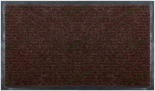 Грязезащитный коврик Рубчик-К 60х90см. коричневий