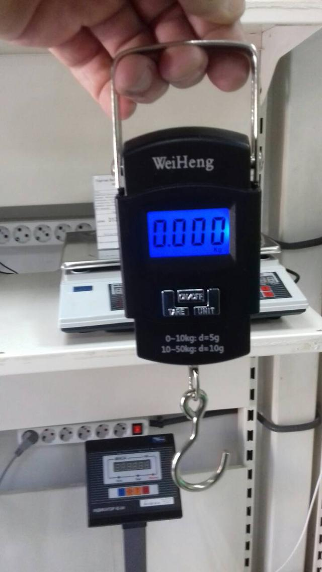 Электронные весы-кантер WH-A08 до 50кг