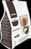 Кофе в капсулах Dolce Gusto (Nescafe) Gimoka Cortado 16 шт., Италия (Нескафе Дольче Густо)