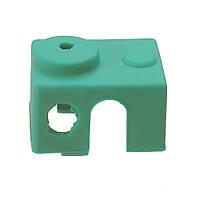 10шт. Зеленый Универсальный Hotend Block Insulation Sock Силиконовый Чехол Для 3D-принтера - 1TopShop