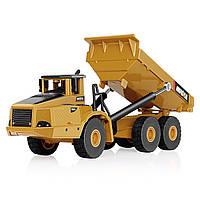 HUINA 7713-1 1/50 Шкала Сплав Гидравлический самосвал Diecast Model Engineering Копаем игрушки 1TopShop