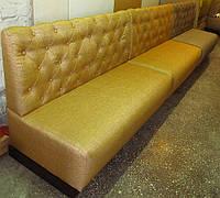 """Диваны для кафе, баров, ресторанов, клубов """"Успех"""" мягкая мебель для кафе от производителя на заказ"""
