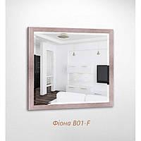 Дзеркало квадратне з фацетом Фіона B01-F БЦ-Стол, фото 1