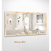 Дзеркало прямокутне Фіона B03 БЦ-Стол, фото 1