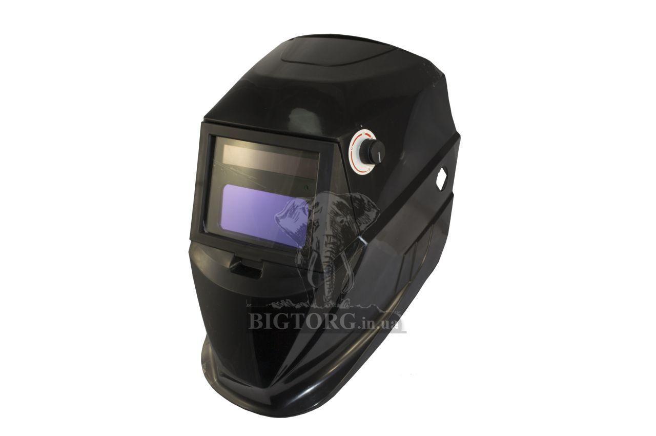 Маска сварочная Blackout - хамелеон TH-41-B000 черная