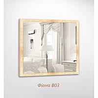 Дзеркало квадратне Фіона B03 БЦ-Стол, фото 1