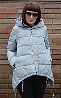Куртка с капюшоном на синтепоне