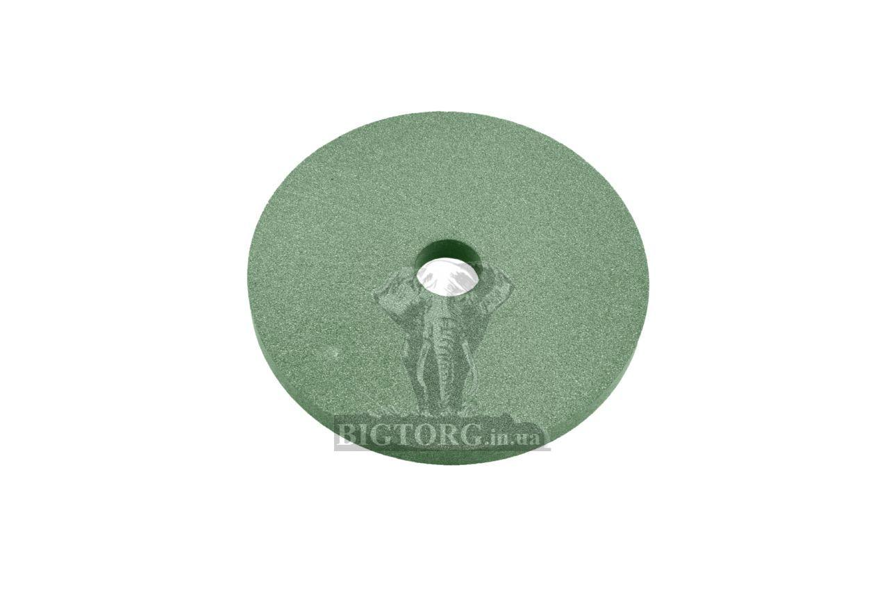 Круг керамика ЗАК - 350 х 40 х 127 мм (64С F80) зеленый