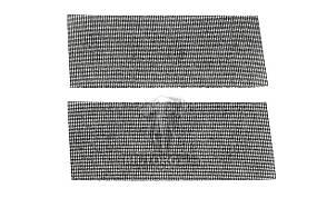 Сетка абразивная Mastertool - 107 х 280 мм, Р80 (10 шт.)