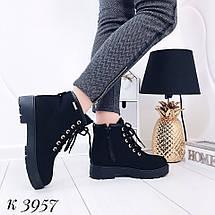Ботинки зимние 3957 (ДБ), фото 2