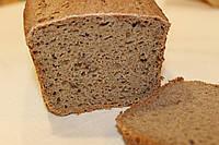 Ржаной бездрожевой хлеб с тмином