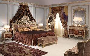 Спальні в класичному стилі