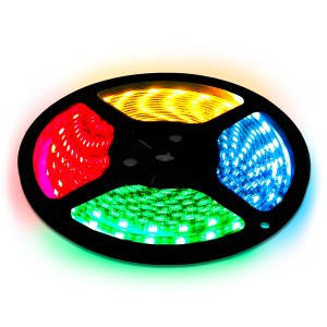 Светодиодная лента B-LED 5050-60 RGB IP65, герметичная, фото 2
