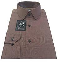 Рубашка мужская приталенная №10-32 - Filafil - К 8