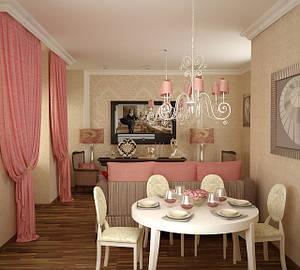 Вітальня, вітальні в класичному стилі