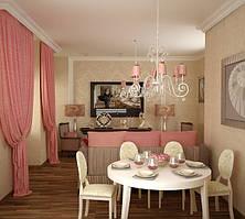 Гостиная, зала в классическом стиле
