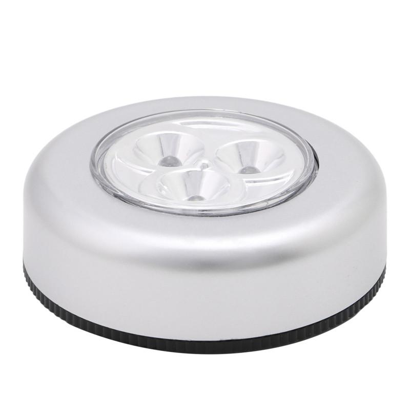 Фонарь 3 LED для авто