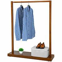 Деревянная стойка для одежды «Элит», фото 1