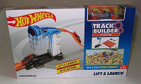 Трек Хот Вилс Крутые Виражи Hot Wheels Workshop Track Builder Lift & Launch Track Extension