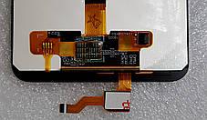 Модуль (сенсор + дисплей) для Huawei Honor 7X(BND-L21) чорний, фото 3