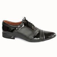 Изысканные и лаконичные мужские туфли, фото 1