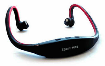 Sport MP3 плеер для спорта и прогулок + наушники + FM + Зарядное, фото 3