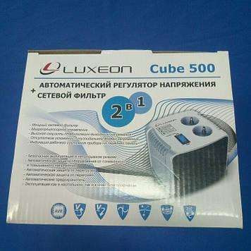 Стабілізатор напруги Luxeon CUBE 500