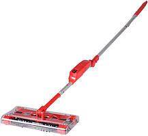 Электровеник Swivel Sweeper G3, электрошвабра, цвет - красный, с доставкой по Киеву и Украине