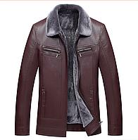 Теплая зимняя  куртка на меху. (Арт.01256), фото 1