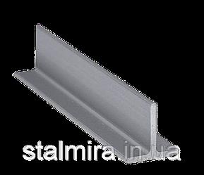 Тавр алюминиевый, основание 30, высота 30, толщина стенки 2, марка алюминия АД31, Д16Т, АМг3, 1915