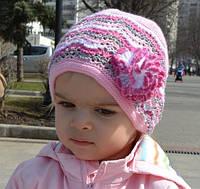 Детская шапка Одуванчик