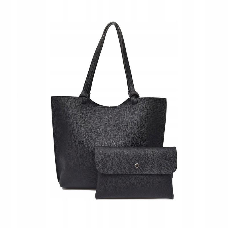 Стильная женская сумка JingPin 2 в 1 (сумка + клатч) 01038