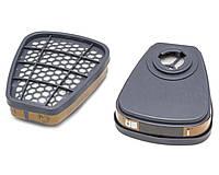 Фильтр сменный химический (марка А) для ЗМ 6000 (цена за 1 шт)