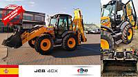 Надежний экскаватор-погрузчик JCB 4CX 2012 года с наработкой 6500 м.ч ожидает вас на складе в Черновцах!