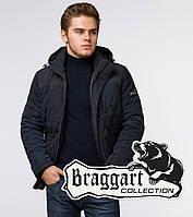 Куртка на меху зимняя мужская Braggart Dress Code - 30538Q синяя