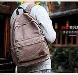 Коричневий рюкзак міський BUG ME1718CF, фото 2