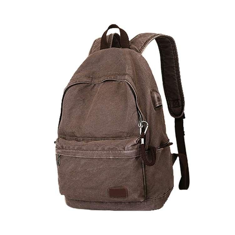 Коричневий рюкзак міський BUG ME1718CF