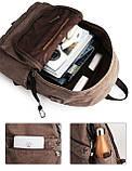 Коричневий рюкзак міський BUG ME1718CF, фото 8