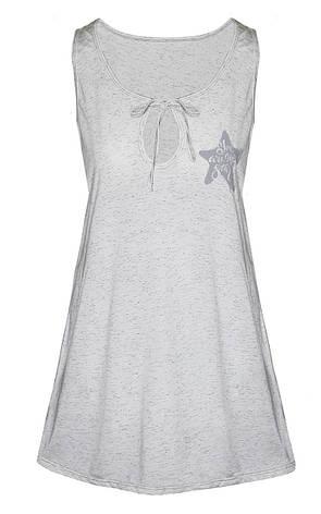 Ночная рубашка Меланж 52-56 , фото 2