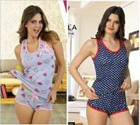 Пижамы и домашние костюмы женские