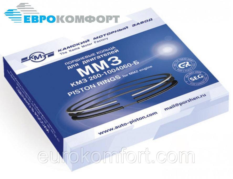 Кольца поршневые Д-260 260-1004060-Б (КМЗ) 3К