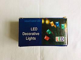 Гирлянда новогодняя LED 100 8 метров