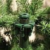 Ель 2,15 м. Hallarin зеленая с инеем, фото 3