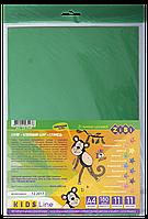 Бумага цветная самоклеющаяся СУПЕР ЦВЕТА,  А4, 11 листов., 11 цветов (9ст.+2 неон) (ZB.1949)