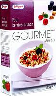 Сухой завтрак Мюсли с лесными ягодами Gourmet Bruggen к/у 375г. 1111271 Брюгген