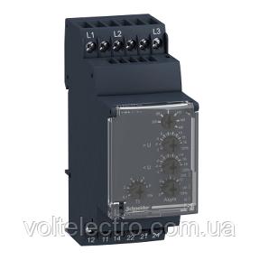 Мультифункційне реле контролю фаз 194-528В RM35TF30