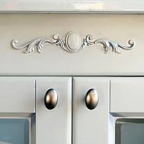 Комплект мебели Ольвия (Атолл) Александрия слоновая кость серебро камень 85, фото 3