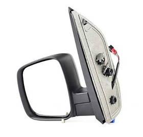 Зеркало Fiat Fiorino 2008- Правое (электро)
