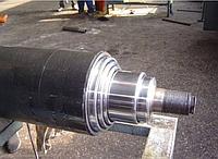Гидроцилиндр 4-х штоковый, фронтальный с проушиной(FE149-4-6100) Hyva, фото 1