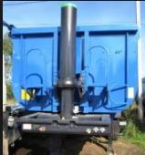 Гидроцилиндр Hyva FE 129-3-03880-002A-K1609